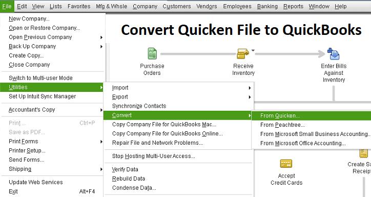 Convert Files using the Option 'Utilities'