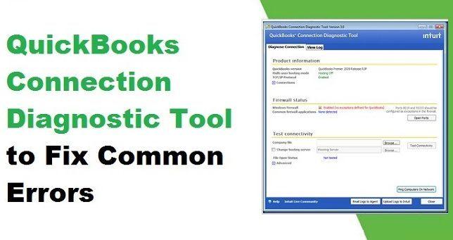 QuickBooks Install Diagnostic Tools