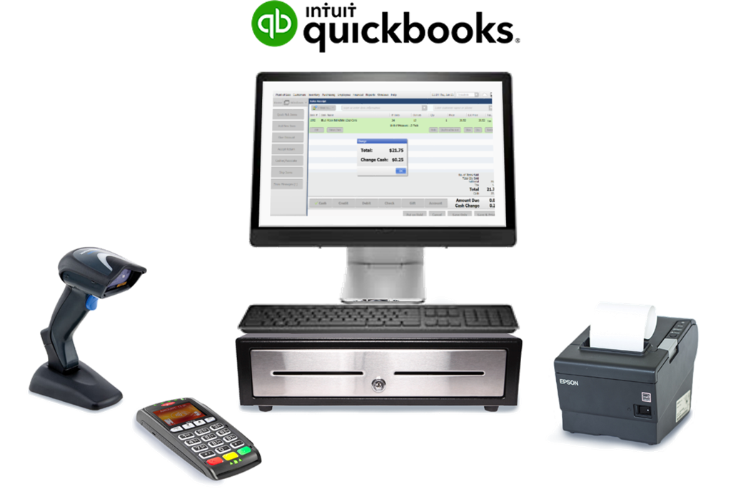 QB and POS systems