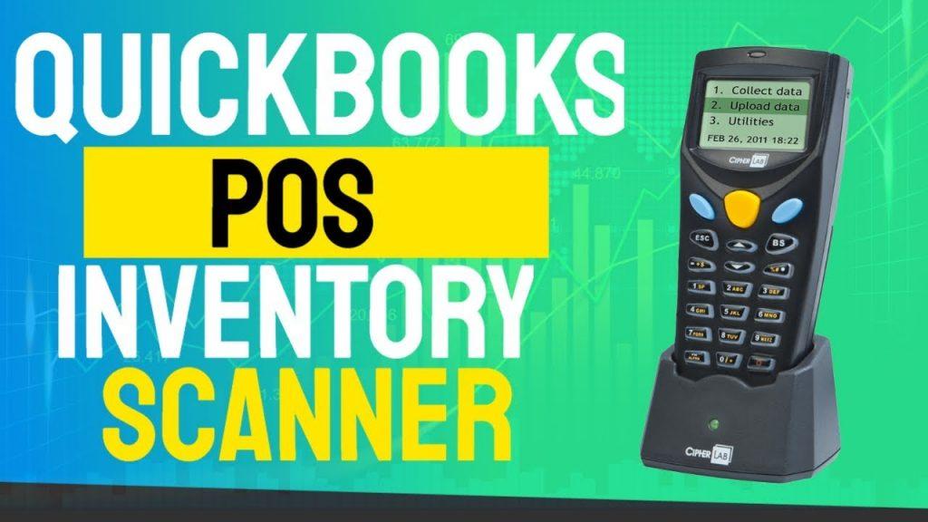 QuickBooks POS Inventory Scanner
