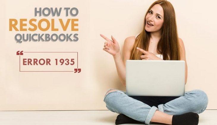 Error 1935 QuickBooks