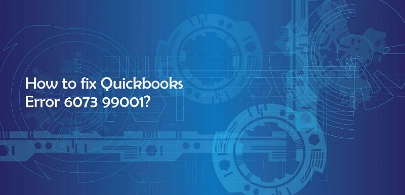 QuickBooks 6073 Error