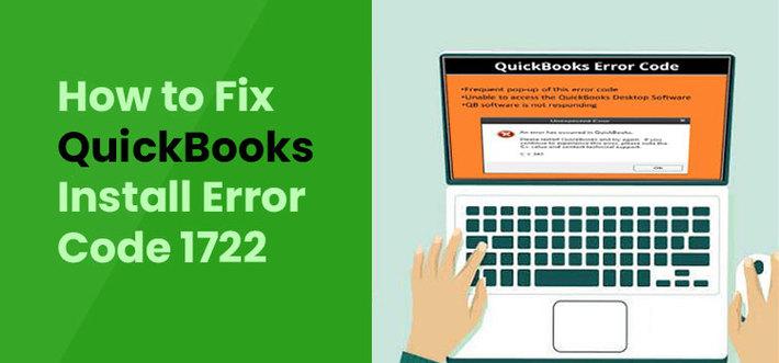 Error 1722 Quickbooks