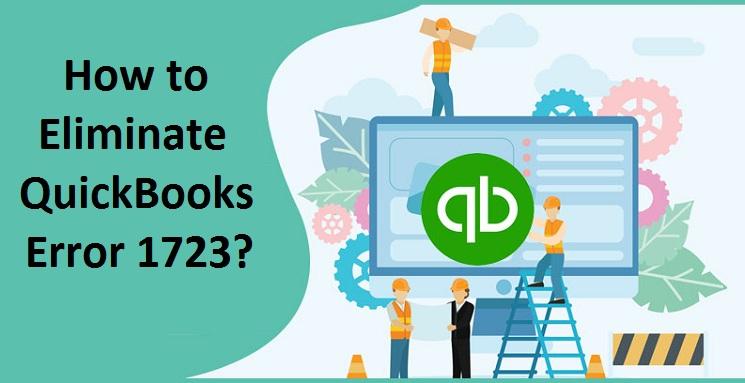 QuickBooks Error Code 1723