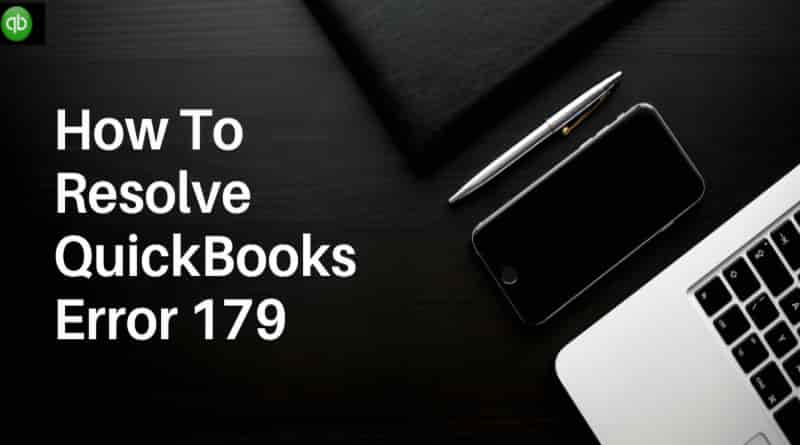Error 179 QuickBooks