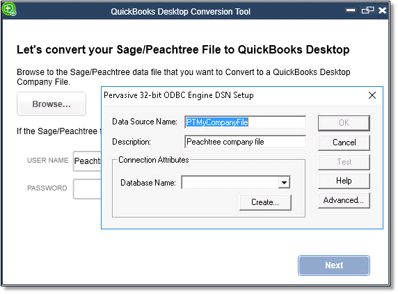 Download the Converter File and Launch it