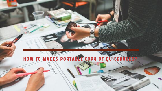 QuickBooks Portable file