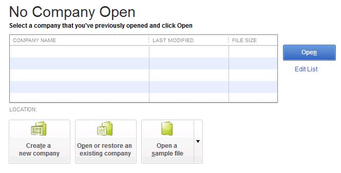 how to restore company file in quickbooks