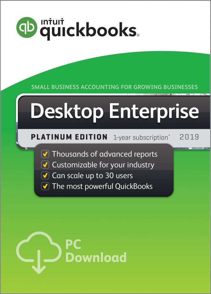 quickbooks 2019 enterprise download