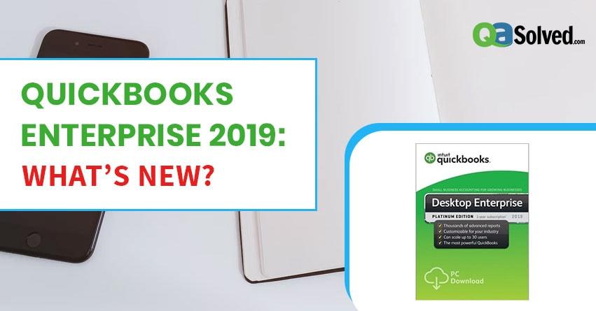 Quickbooks enterprise 2019 download
