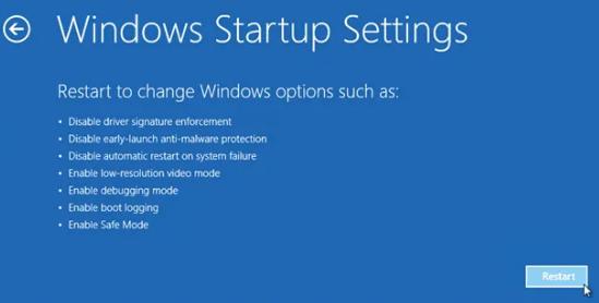 Start Windows using Safe Mode