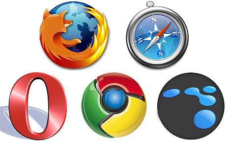 Try to Login from another Web Browser