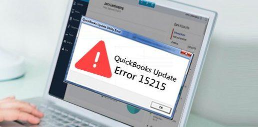 QuickBooks Error 15215 Server Not Responding