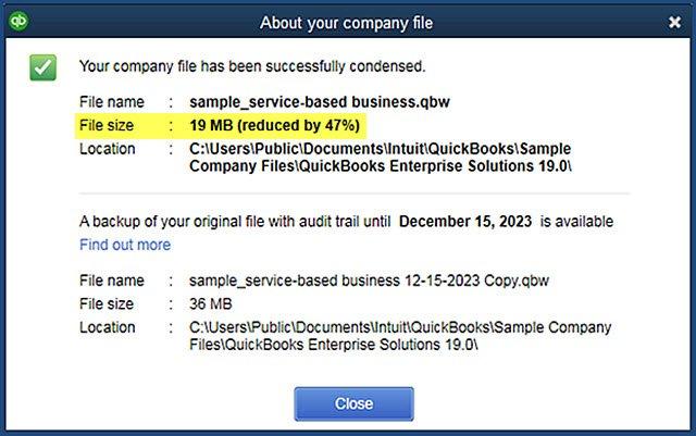 Turn off Audit Trail in QuickBooks